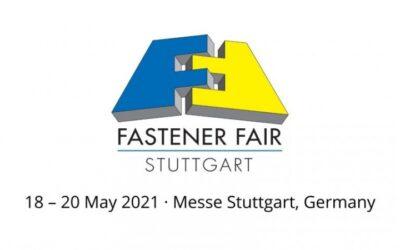 Vieni a trovarci alla Fastener Fair!