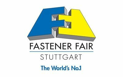 Come and visit us in Stuttgart at Fastener Fair
